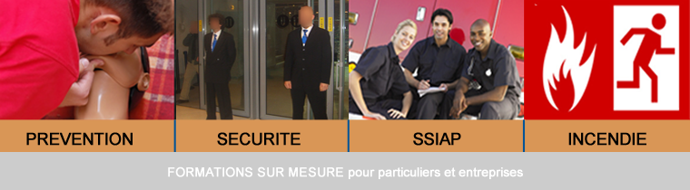 S3G Formation SSIAP - SECOURISME - SST Formation s�curit� incendie